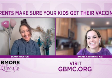 GBMC: Parents Make Sure Your Kids Get Their Vaccines