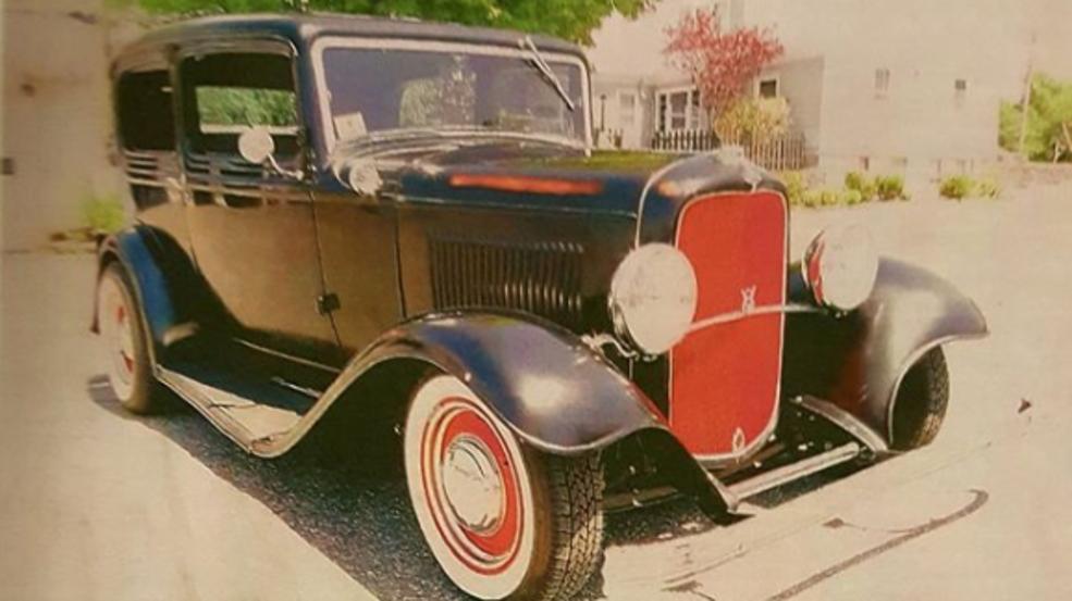 Vintage car stolen, sought in Dartmouth | WJAR