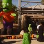 Kern County Living Museum host Boo and the Zoo event