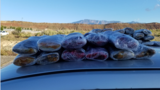 UHP Troopers find 50 pounds of meth in car's trap doors during traffic stop