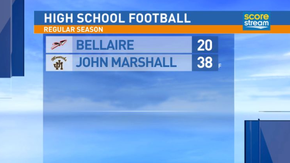 9.15.17: Bellaire at John Marshall