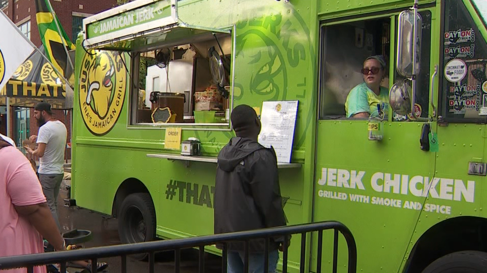Food Truck Festival Brings Competition To Columbus Wsyx