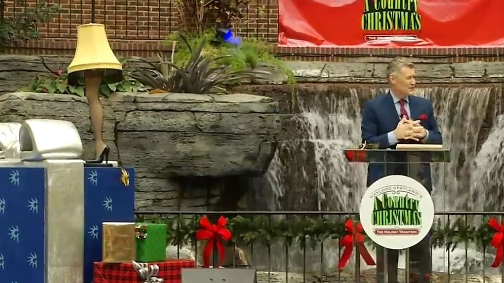 'A Country Christmas' at Opryland Resort to feature ICE! themed 'A Christmas Story'