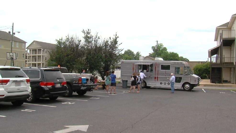 Auburn University Food Trucks