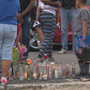 Loved ones remember victim of Otis Street crash during Tuesday vigil
