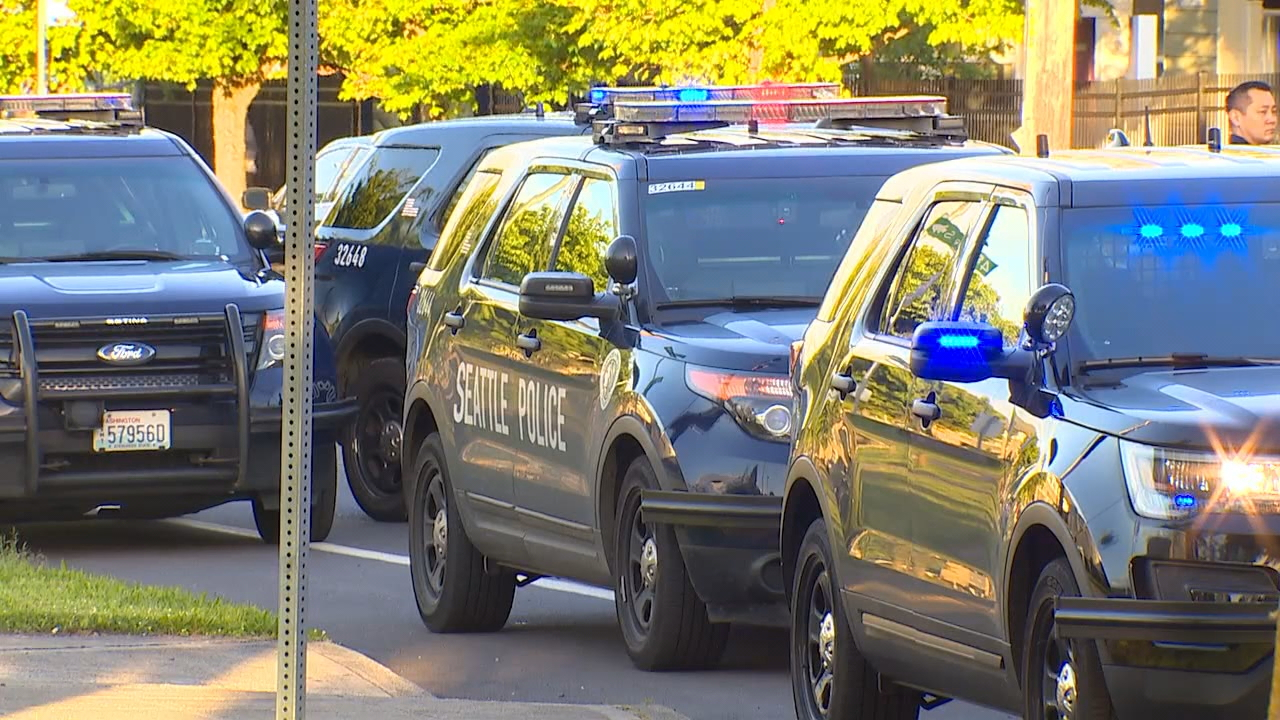 Seattle police are stepping up patrols in the south end, where tensions on the streets seem to be boiling over after a string of gun violence. (Photo: KOMO News)