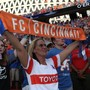 Report: Cincinnati is 1 of 3 cities up for MLS expansion