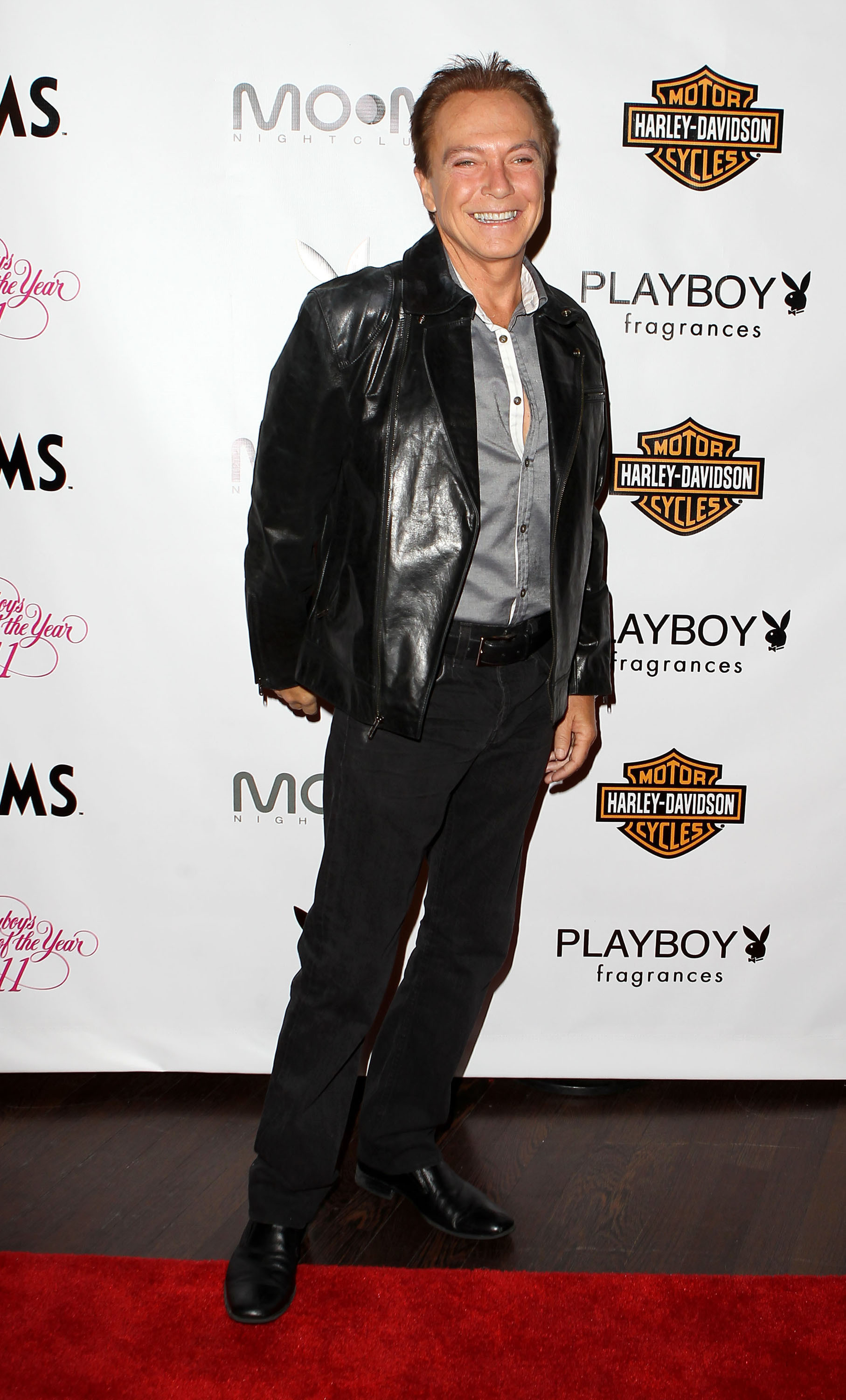 David Cassidy                  Playboys Playmate of the Year 2011at Moon Nightclub at The Palms Hotel and Casino                  Las Vegas, Nevada - 06.05.11                                    Featuring: David Cassidy                  Where: United States                  When: 06 May 2011                  Credit: WENN