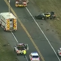 Police: 1 dead, 1 injured after head-on collision in Virginia