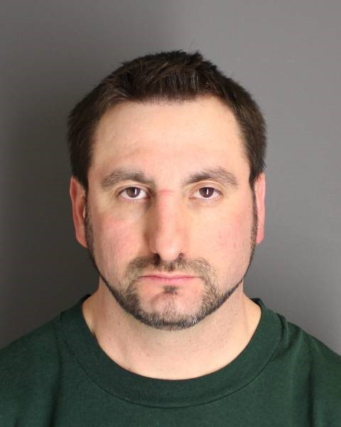 James White was arrested and charged with patronizing a prostitute 3rd. (Photo: Canandaigua PD)