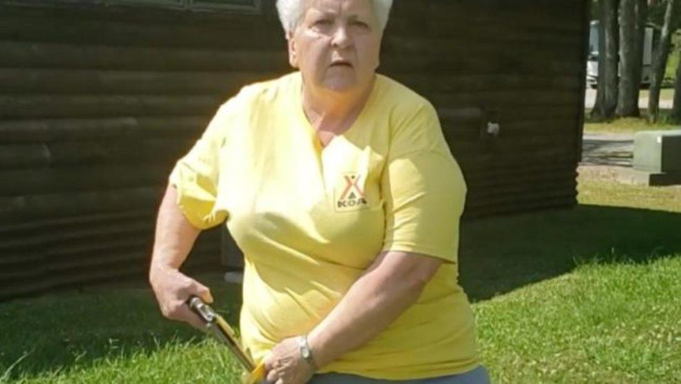 KOA fires white worker who pulled gun on black visitors | KTXS
