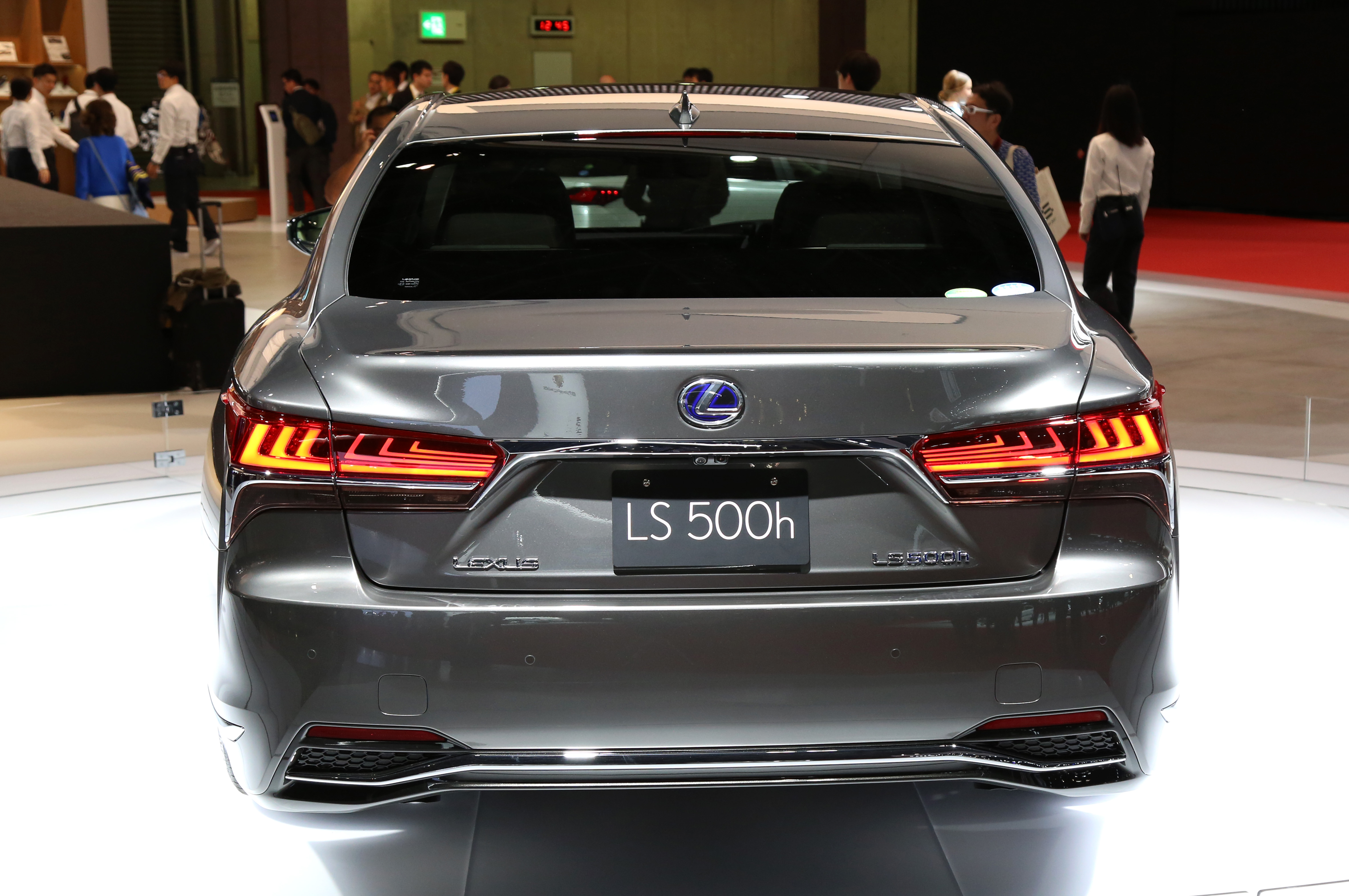 Tokyo Motor Show 2017  Featuring: Lexus LS-500 Where: Tokyo, Japan When: 25 Oct 2017 Credit: Yukio Tomita/Future Image/WENN.com  **Not available for publication in Germany**