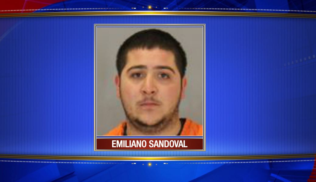 Emiliano Sandoval was arrested on Possession with Intent to Deliver charges<p></p>