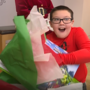 Ohio boy who asked grandmother for blankets for homeless instead of Xbox gets a surprise