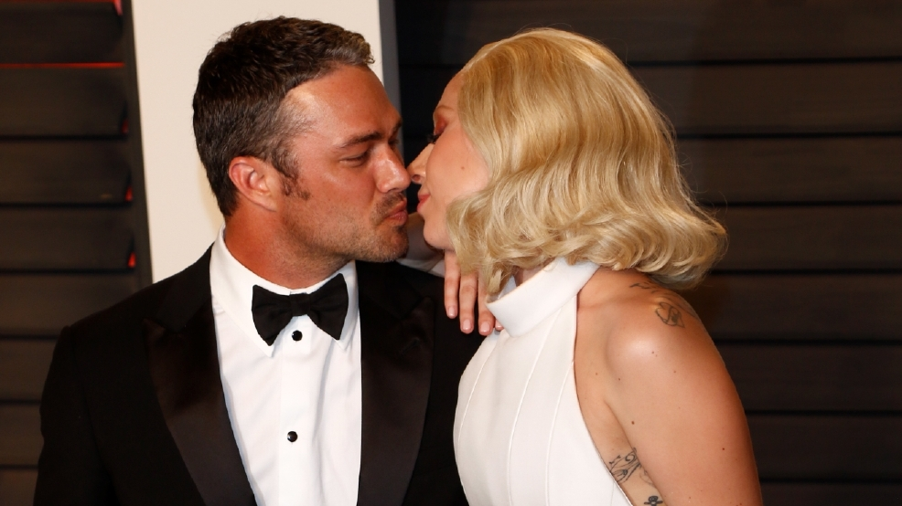 Report: Lady Gaga splits from fiance Taylor Kinney