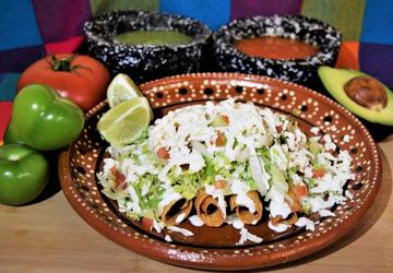 Deal of the Day: Authentic Mexican Food for only $5.45, a $10.99