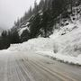Stevens Pass, North Cascades Highway closed