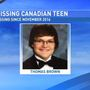 Texas Attorney General agrees to review case of missing Canadian teen
