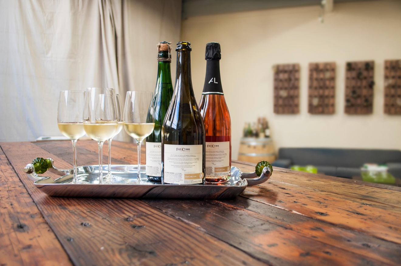 Grower Champagne from Seattle's Fat Cork. (Image: Fat Cork)