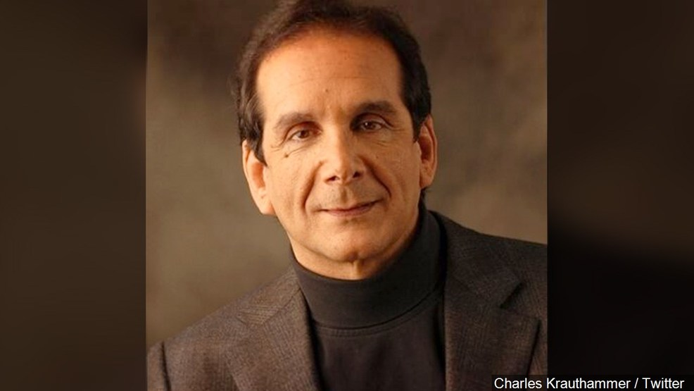 Fox News Personality Charles Krauthammer Says He Has Weeks To Live