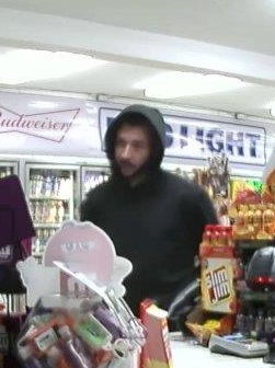 Livingston County Sheriff's deputies are looking for the public's help to identify the suspect in a robbery on Feb. 2. (Photo: LCSO)