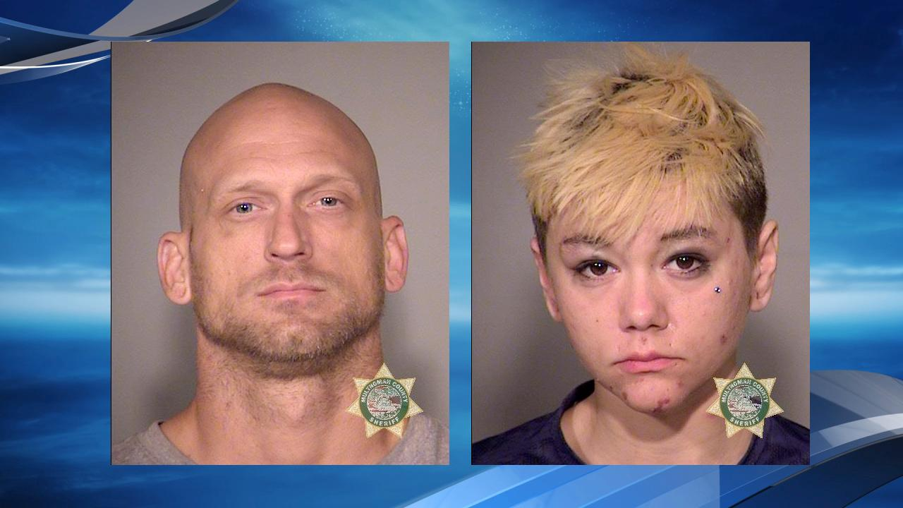Portland police say Peter Jirasek, 34, and Jessika Atkinson, 23, murdered 30-year-old Daniel Cohen, of Portland, and abused his corpse.