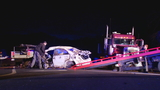 Fatal Madison County crash involving a car & tractor trailer, still under investigation