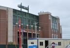 Titletown District, construction, Hinterland Brewing
