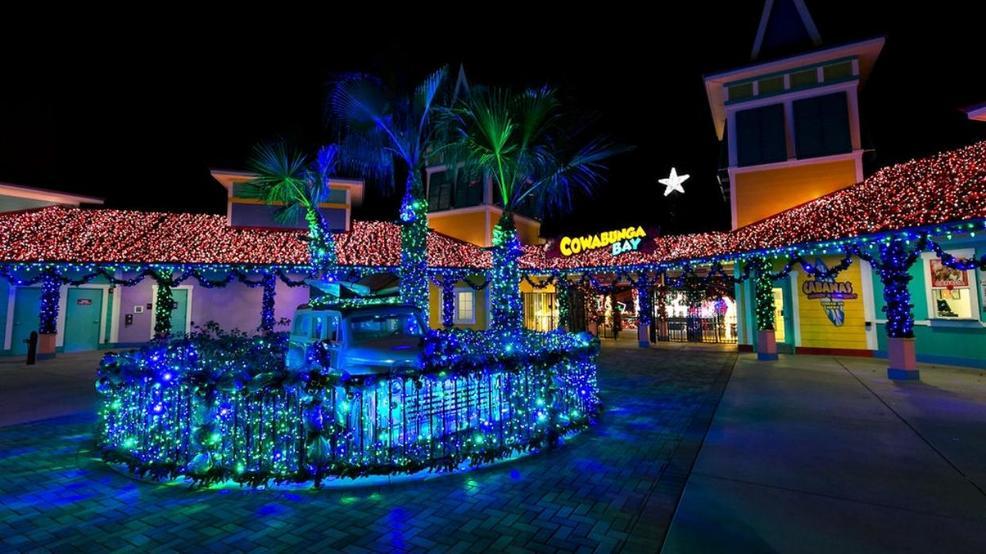 Cowabunga Bay Christmas Town 2020 Christmas Town' opens at Cowabunga Bay this Friday | KSNV