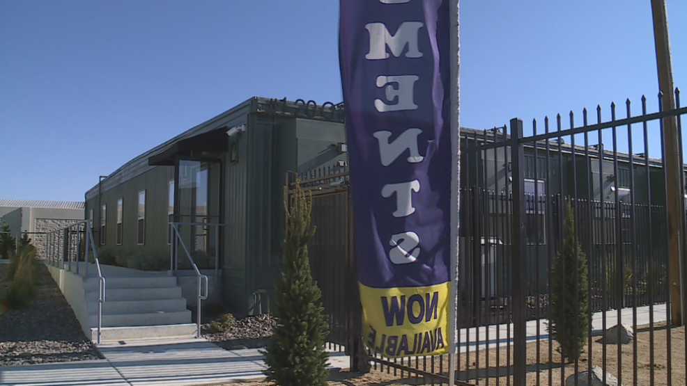 Affordable dorm-style housing complex opens in Reno, rent set at $400/ month