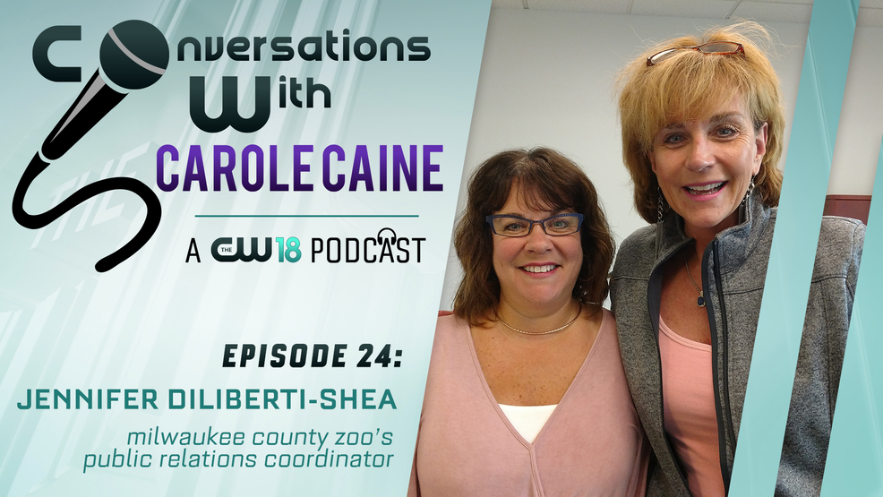 Conversations with Carole Caine |Episode 24 The Milwaukee County Zoo