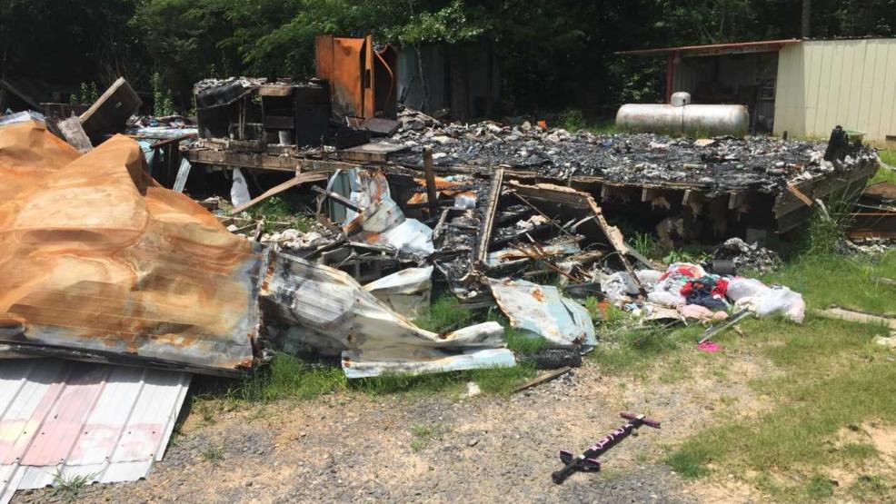 Van Buren County fires seemingly run in the family   KATV