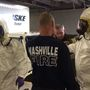 "Nashville fire crews investigating ""white substance"" at Tennessee Tower"