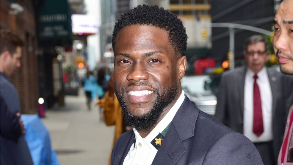 Philadelphia honors Kevin Hart with 'Kevin Hart Day,' mural