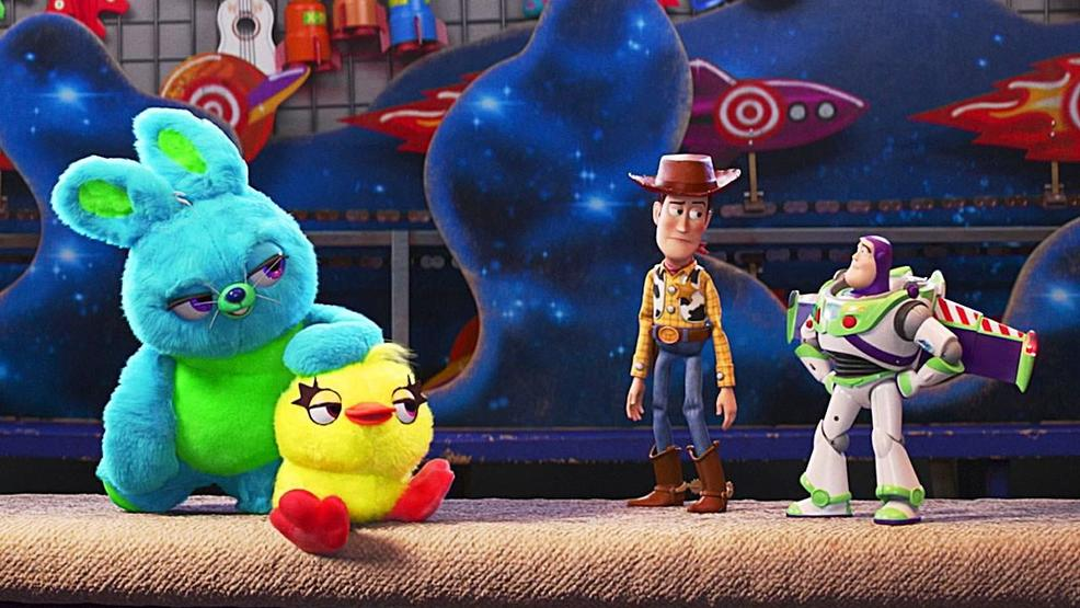 'Toy Story 4' repeats, 'Spider-Man' opens big in Asia ahead of domestic release