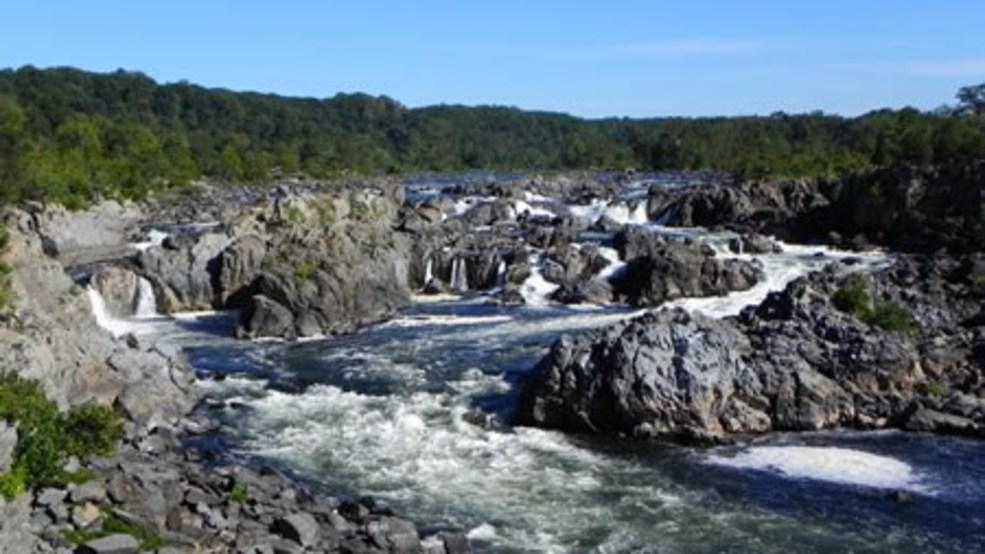 Police investigating body found at Great Falls Park