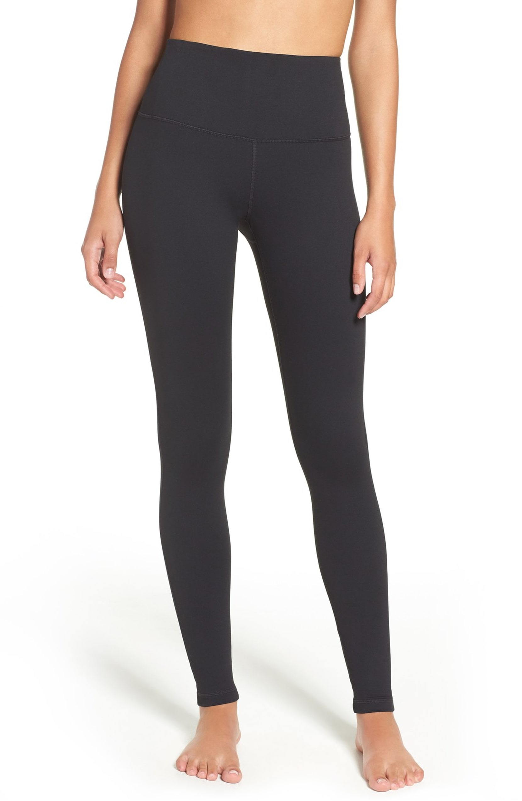 Live In High Waist Leggings: Sale: $35.90 / After Sale: $54.00. (Image: Nordstrom){ }