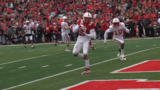 Red team dominates white in annual Huskers spring game