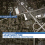 State Fire Marshal investigating Pensacola apartment fire