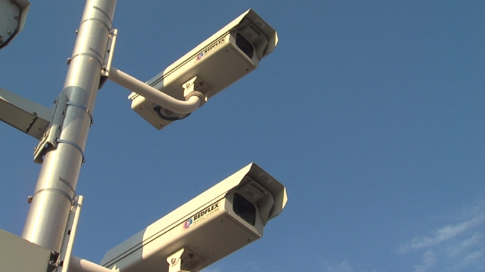 Rochester City Council Voted To Discontinue The Red Light Camera Program  (WHAM Photo)