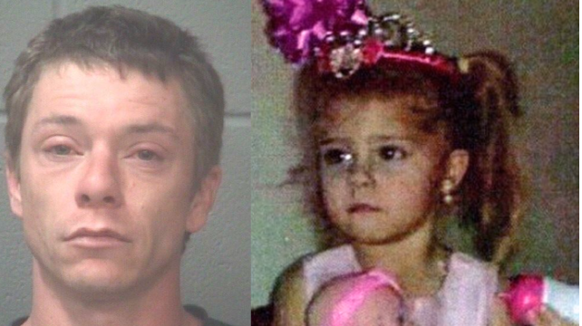 Earl Kimrey and Mariah Woods (Credit:Wood's family photo and Onslow County Sheriff's Office Photo)<p></p>