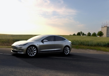 Tesla Model 3 range higher than Bolt EV, hints Musk