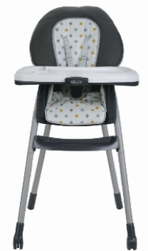 Graco recalls high chairs from Walmart after children hurt from falls (Photo: U.S. Consumer Product Safety Commission)