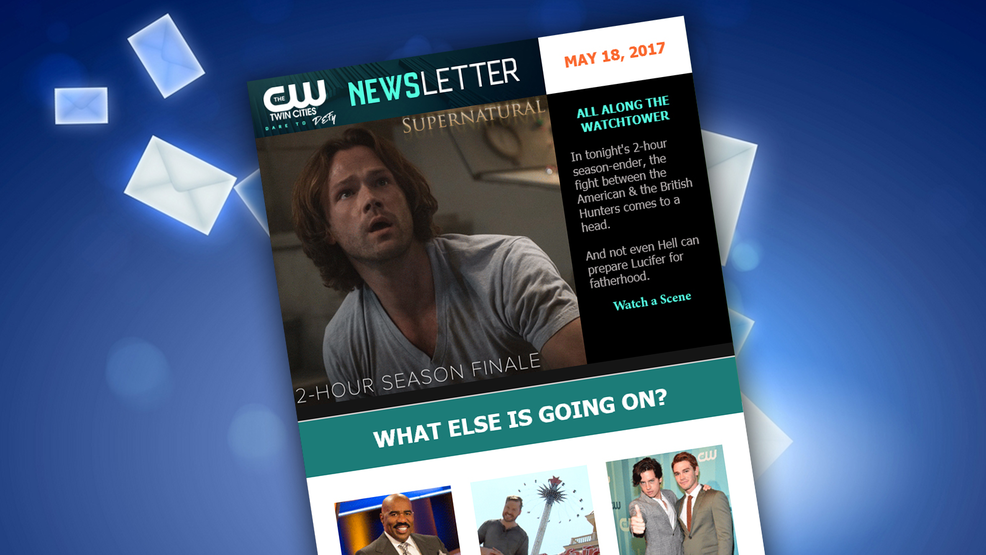 The CW Twin Cities Newsletter