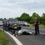 Bedford Co. Sheriff's Office investigates motorcycle crash on Route 460 E