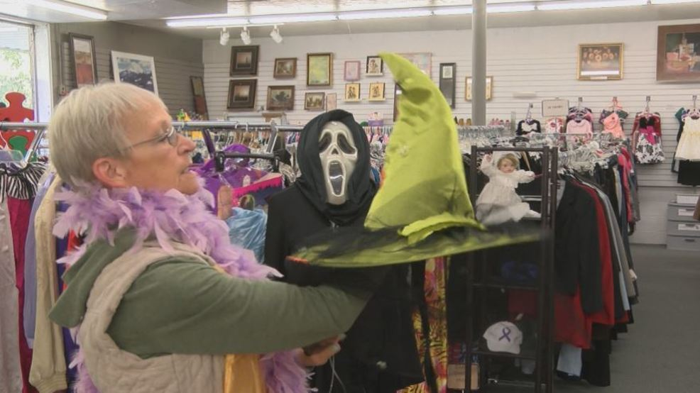 Spooky savings: SAILS Outlet selling Halloween costumes for $1