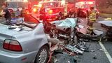 3 seriously injured after being trapped in serious DC crash, officials say
