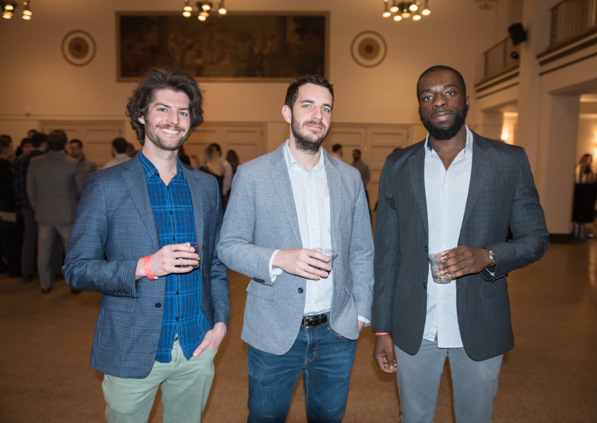 Jack Grannan, Kevin Cloudstone, and Uche Ononye / Image: Sherry Lachelle Photography // Published: 2.9.18
