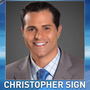 ABC 33/40 welcomes Christopher Sign as evening co-anchor