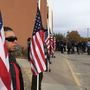 Area law enforcement honors fallen brother